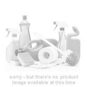 Disposable Microfibre Dry disposable mop  White 45cm Microfibre by Contico - Pack of 50 - FTDM4200L